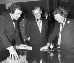 Five things Margaret Thatcher did (or didn't do) for architecture | The Nomad | Scoop.it