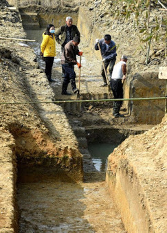 The Archaeology News Network: 5,000-year-old levees to control floods discovered in E. China's Hangzhou   Histoire et Archéologie   Scoop.it