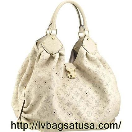 Louis Vuitton Xl Mahina Leather M93059   Original Louis Vuitton Outlet Online   Scoop.it