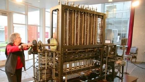 Estados Unidos mantiene ordenadores de hace 50 años | Noticias | Scoop.it