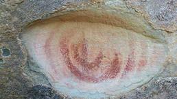 Las sorprendentes pinturas rupestres de México - BBC Mundo   Pintura   Scoop.it