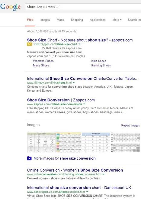 La nouvelle page de résultats actuellement testée par Google - #Arobasenet | Jc-Leroy | Scoop.it