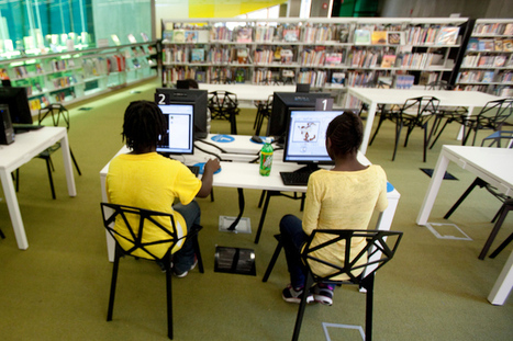 Americans Still Love Their Libraries | educacion-y-ntic | Scoop.it