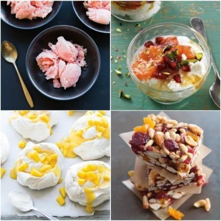 Recipe Roundup: Healthy Desserts | Terveystieto147 | Scoop.it