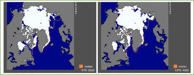 Arctic Sea Ice on Track for Record Low Levels This Year | Vertical Farm - Food Factory | Scoop.it