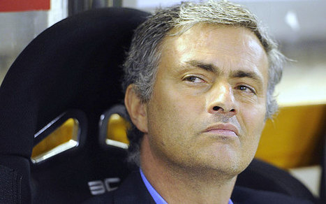 Jose Mourinho will never be as good as Pep Guardiola, claims former Real Madrid chief Jorge Valdano - Telegraph | real-origami.blogspot.com | Scoop.it