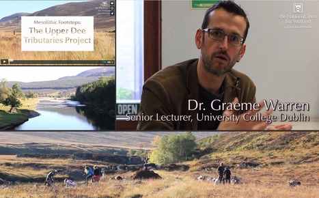 Mesolithic Footsteps | Upper Dee Tributaries Project video | microburin mesolithic archaeology | Scoop.it