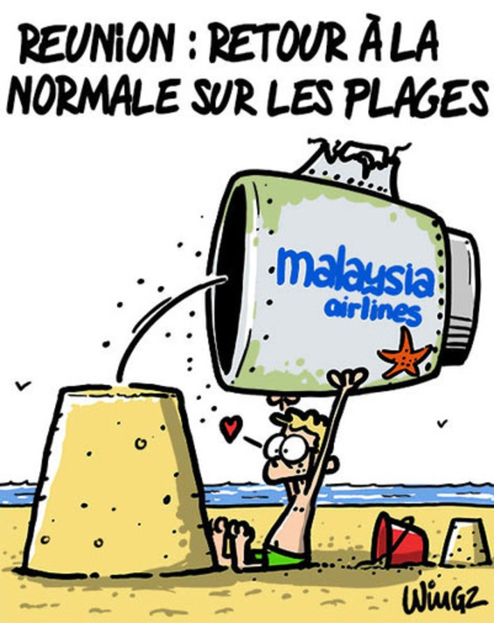 MH370 | Baie d'humour | Scoop.it