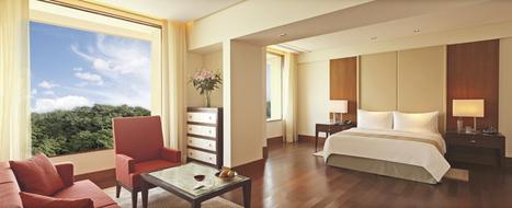 Luxury Hotels in Gurgaon, 5 Star Business Hotel in Gurgaon - The Oberoi Hotel Gurgaon | Travelouge | Scoop.it