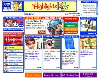 Sharing Technology: Highlights Kids | Sharing Technology for Teachers | Scoop.it