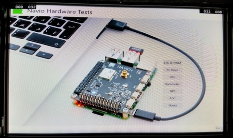 Navio SDK For Windows IoT | Raspberry Pi | Scoop.it