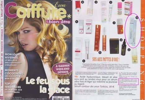 EWA Coiffure - Décembre 13 | Beauty Push, bureau de presse | Scoop.it