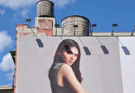 The Age of Drone Vandalism Begins With an Epic NYC Tag | Lo que leo y otras astrologías. | Scoop.it