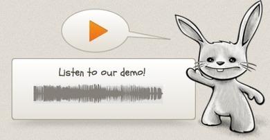 Voice Bunny, service de crowdfunding reposant sur l'audio | Test : Microfinance | Scoop.it