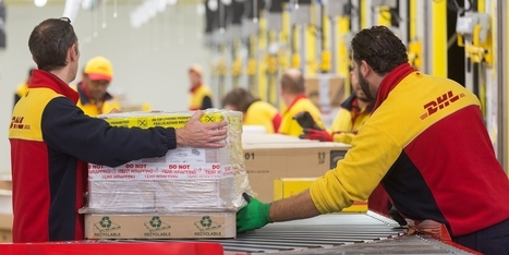 DHL s'engage pour l'e-commerce français | Le marché | Scoop.it