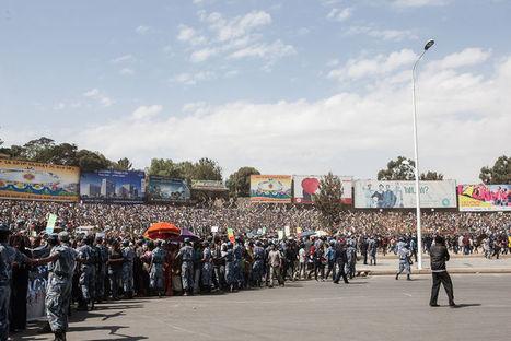 Des dizaines de milliers d'Ethiopiens disent leur colère contre l'EI | CRAKKS | Scoop.it