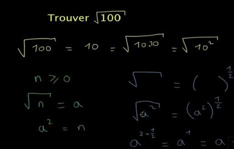 Khan Academy: Pourquoi les cours gratuits sur le Web cartonnent en France   Orangeade   Scoop.it