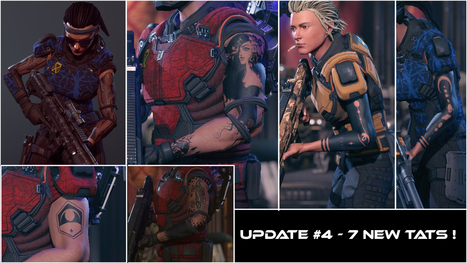 Ink and Paint at XCOM2 Nexus - Mods and Community | Game Mod Culture | Scoop.it