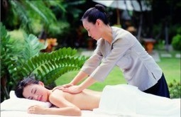 Receive a Comfortable Outdoor Massage under Pop up Gazebo | GardenMore | GardenMore Official Blog | Scoop.it