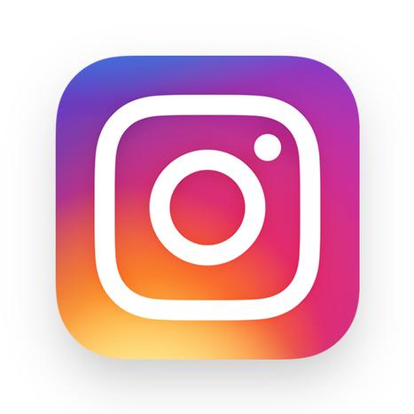 Nouveau #logo et nouveau design pour #Instagram | Graphic design | Scoop.it