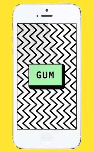¡hijole! pues...: Gum in the Library | Daring Gadgets, QR Codes, Apps, Tools, & Displays | Scoop.it