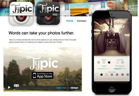 Typic App | Tools for Learners | Scoop.it