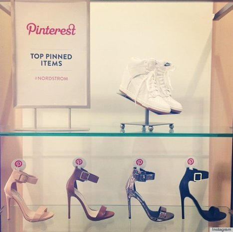 Nordstrom takes Pinterest engagement to new level | ALL ABOUT PINTEREST WITH PHILIPPE TREBAUL ON SCOOP.IT | Scoop.it