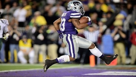 John Hubert Will be Top Big 12 Offensive Player for Kansas State Wildcats - Rant Sports | All Things Wildcats | Scoop.it