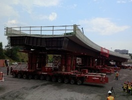 No bridge too far for record-breaking Mammoet | Transportation & Engines | Scoop.it