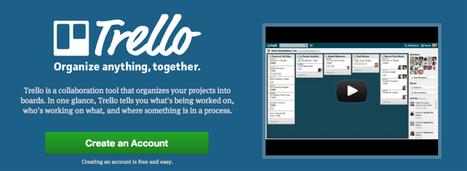 @Trello - Organize anything, together. | Emerging Digital Workflows [ @zbutcher ] | Scoop.it