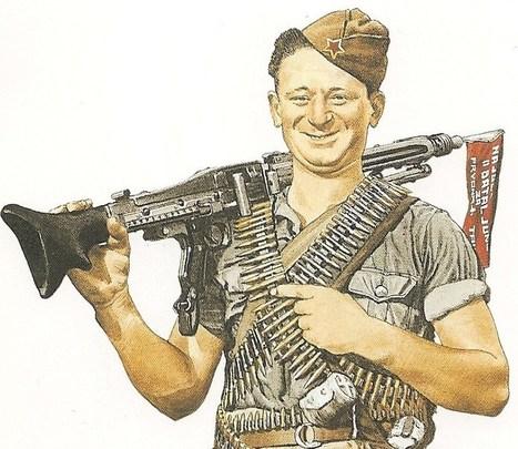 WIP - Yugoslav Partisan WWII scale 1/10 | Francois' Scale Modeling Gazette | Scoop.it
