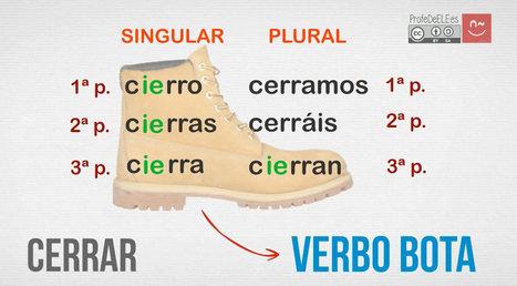 Presente irregular en español (1/2) | ProfeDeELE.es | Las TIC en el aula de ELE | Scoop.it