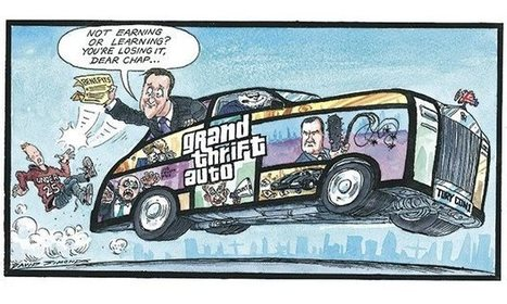 Cameron's drive-by snatch | Welfare, Disability, Politics and People's Right's | Scoop.it