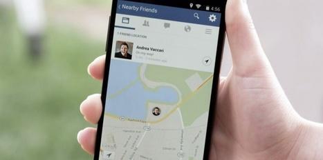 Facebook : mes amis, ma géolocalisation... et ma vie privée ? | Vie digitale - comprendre les enjeux | Scoop.it