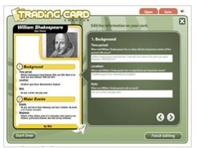 Trading Card Creator - ReadWriteThink | ICTs in EFL | Scoop.it