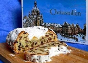 Le Christollen : un gâteau de Noël | Spécial Noël | Scoop.it
