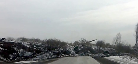 [VIDEO] Russie, Un incroyable tsunami de boue balaye tout sur son passage | Shabba's news | Scoop.it