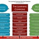 Library to Learning Commons…The New Pedagogy   CT Centre Blog   Information Communication Technology for 21st Century Learners   Scoop.it