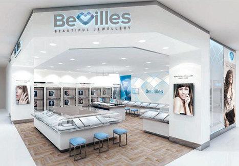 Bevilles : créer son bijou grâce à des iPads installés en magasin   La Minute Retail   Quand E-xperience rime avec vente   Scoop.it