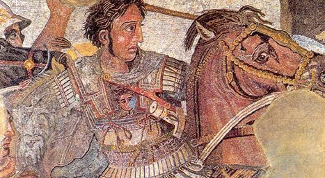 'Alexander de Grote werd mogelijk vergiftigd met witte nieswortel' - Scientias.nl | KAP-VanRoyBrian | Scoop.it
