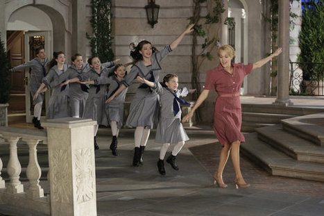 The Sound of Music Live: Von Trapp Family Wanted Anne Hathaway Instead of Carrie Underwood   Audiobooks   Scoop.it