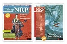 NRP Collège n° 649 et supplément (septembre 2016) | Veille pédagogique et disciplinaire | Scoop.it