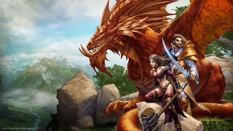 EverQuest Next Announced For PS4, Including Update On PlanetSide 2   Playstation 4 (PS4) - PS4.sx   This-day   Scoop.it