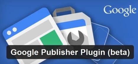 Plugin professionnel gratuit Google Publisher 2014 pour placer facilement vos annonces Adsense sur Wordpress | WordPress et applications web | Scoop.it