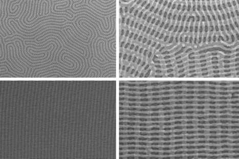 Block Copolymers Form Self-Stacking Nanogrids | Amazing Science | Scoop.it