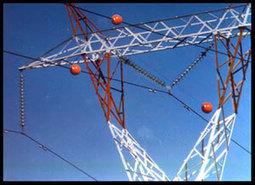 ¿Qué son esas bolas naranjas en las líneas eléctricas?   IDI   Scoop.it