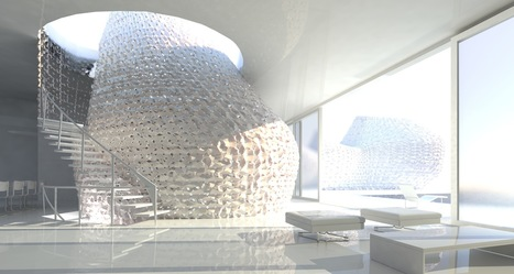 World's first 3D-printed office to be constructed in Dubai | Adgeco Group of Companies | Scoop.it