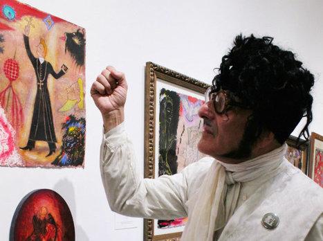 """This is art about genocide"" Native community pushes back against Scott Seekins | Biidaajimowin Baakiiginigan | Scoop.it"