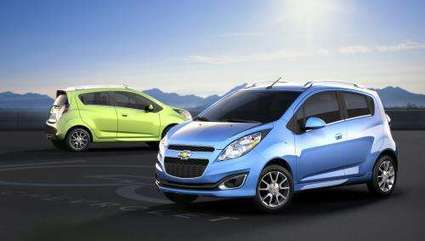 Spark electric car's price sparks a sales run | Sustain Our Earth | Scoop.it