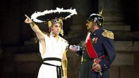 «El Eunuco», un enloquecido vodevil de acento grecolatino | Literatura latina | Scoop.it